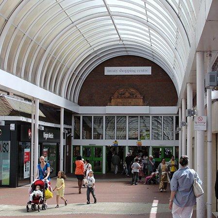 treaty shopping center